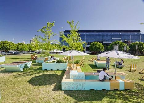 Parcs urbains de demain l URBIS Le mag | Innovations urbaines | Scoop.it