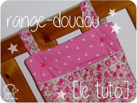 Range-doudou, range pyjama [le tuto] - Pikebou | Couture facile | Scoop.it