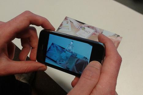 Aula AR, Realidad Aumentada en tablets | Educación | AumentaME magazine | Scoop.it