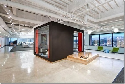 6 Amazing Tech Company Offices | Source of your inspirations | Scoop.it