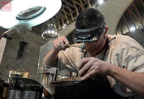 Angers. Le week-end des Métiers d'Art se poursuit aux Greniers St-Jean | Métiers d'arts - Tiers-Lieux - Innovation - maker place - fablabs | Scoop.it