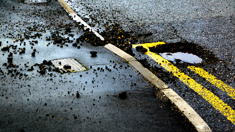 Fix Your Least Favorite Potholes In Exchange For Volunteer Work, Charity Donations | Sustain Our Earth | Scoop.it