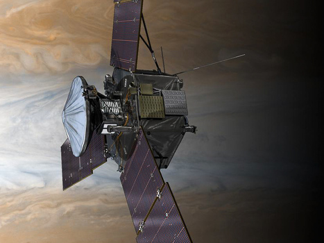 NASA's Juno Spacecraft Headed to Jupiter Friday | Science and Nature | Scoop.it