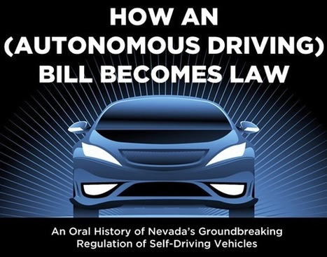 How an autonomous driving bill becomes law | The Robot Times | Scoop.it