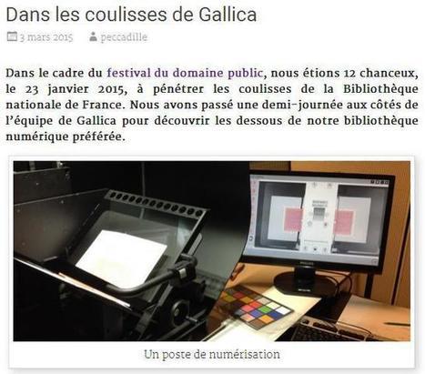 Article du jour (143) : La BNF et les Gallicanautes | CGMA Généalogie | Scoop.it