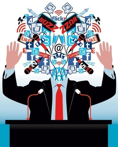 Tweetez pour moi ! (ma campagne sur le Net) - Télérama.fr | Les médias sociaux et la politique | Scoop.it