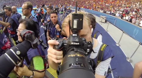 BTS: Photographing the 2015 Champions League Final | Everything from Social Media to F1 to Photography to Anything Interesting | Scoop.it