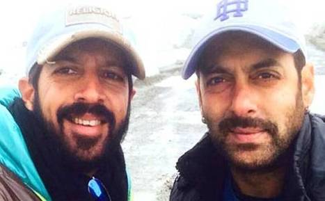 Salman Khan begins filming Kabir Khan's 'Tubelight' | Entertainment News | Scoop.it
