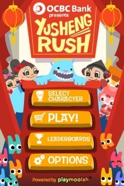 Download our free new app, Yusheng Rush! | Financial Literacy News and Tips for Kids | Scoop.it