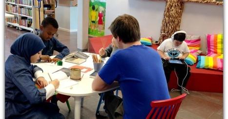 Medveten satsning från skolledare ger Skolbibliotek i världsklass! : Skolledare | Skolbiblioteket och lärande | Scoop.it