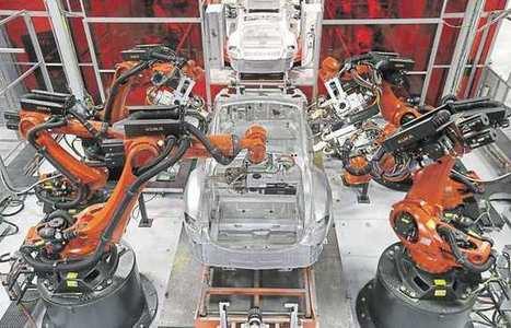 Pékin veut s'offrir un leader mondial de la robotique | Vous avez dit Innovation ? | Scoop.it