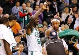 Kevin Garnett becomes 16th player in NBA history to score 25000 points as ... - New York Daily News | Staub NBA | Scoop.it