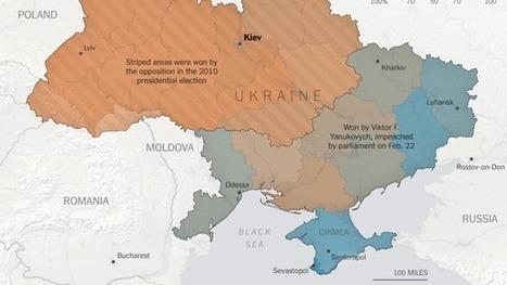 Ukraine in Maps | Mrs. Watson's Class | Scoop.it
