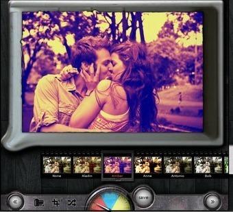 Dare un effetto vintage Retro alle foto online con un click ~ Guide ... | Sapore Vintage | Scoop.it
