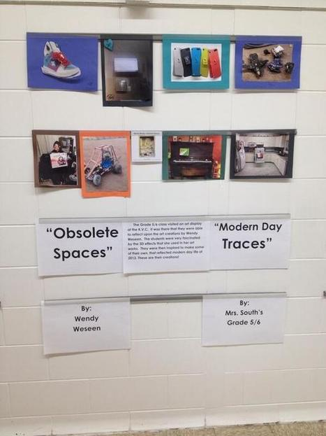 Twitter / kw426: Making learning visible at ... | Reggio documentation | Scoop.it
