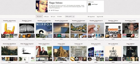 Pinterest updated | A (minha) Vida Digital | Scoop.it