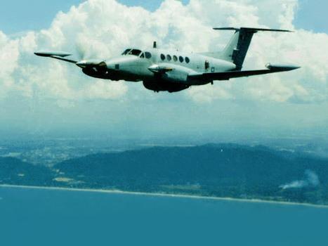 Thales livre le système de mission AMASCOS aux avions de surveillance maritime Beech 200 malaisiens | Newsletter navale | Scoop.it