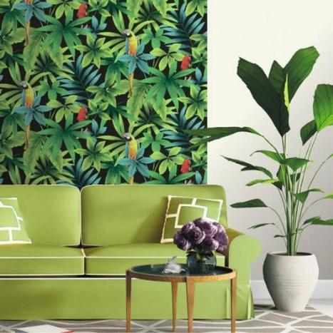 Ambiance tropicale pour votre déco avec ces 10 pièces stylées | La décoration par Maison Blog | Scoop.it