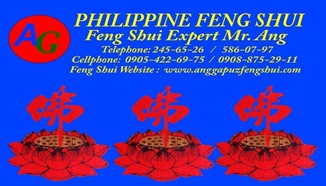 FENG SHUI PARA SA TULOY TULOY NA SUWERTE LIBRE CONSULTTATION   PHILIPPINE FENG SHUI MR. ANG OFFER FREE CONSULTATION   Scoop.it