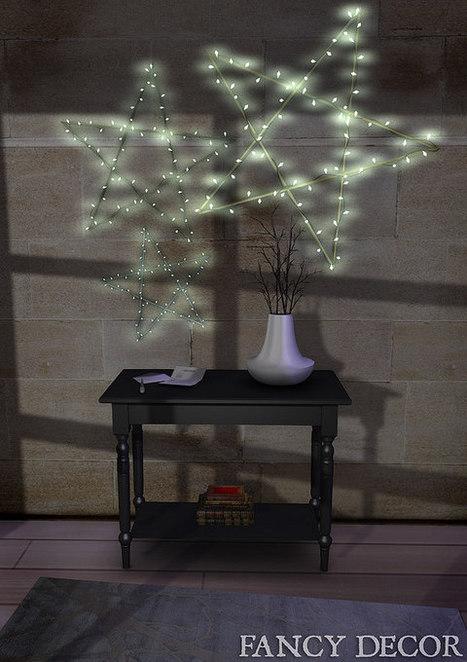 Star light, star bright | habitat et deco | Scoop.it