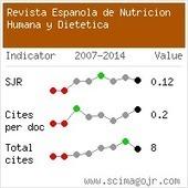 Citar artículos de RENHyD es vital para conseguir evaluación del factor de impacto | Dietitians as a key professional to improve health | Scoop.it
