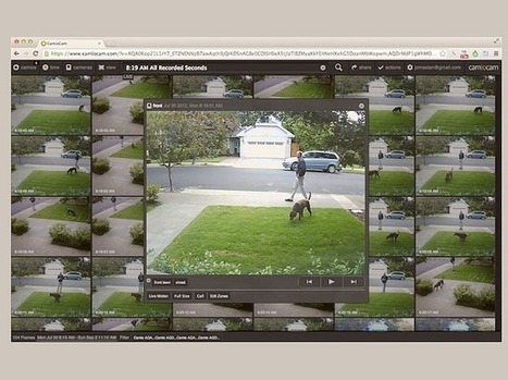 CamioCam Brings Ambitious Search Smarts to Video | Internet of Things News | Scoop.it