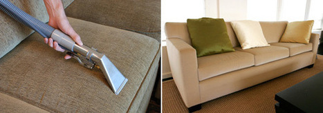 Majik Services | Upholstery Cleaning, New York City (NYC), Manhattan | Commercial and residential cleaning | Scoop.it