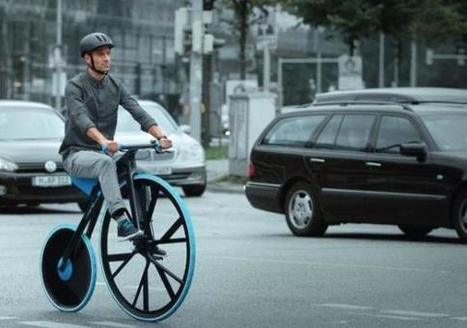 Electric Velocipede (i.e. Electric Old-Timey Bike) | Sustain Our Earth | Scoop.it