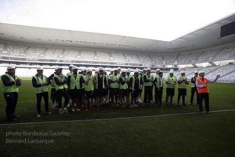 L'union face à Clermont Auvergne | Bordeaux Gazette | Scoop.it