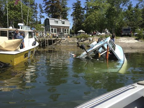 90-year-old lobsterman survives boat sinking by swimming to island off Maine   Miscellany   Scoop.it
