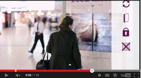 The Social Swipe: Charity Donation Billboard   art   Scoop.it