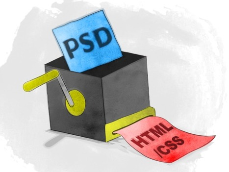 The Necessity Of PSD To HTML Conversion | Blog,Article,Press Release | Scoop.it