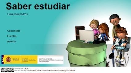 AYUDA PARA MAESTROS: SABER ESTUDIAR | orientación | Scoop.it
