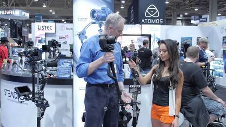Steadicam Solo Camera Stabilizer and Monopod & Steadicam Curve for GoPro | Digital filmaking | Scoop.it