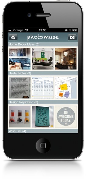 photomuse — an iPhone app to capture inspiration | New Web 2.0 tools for education | Scoop.it
