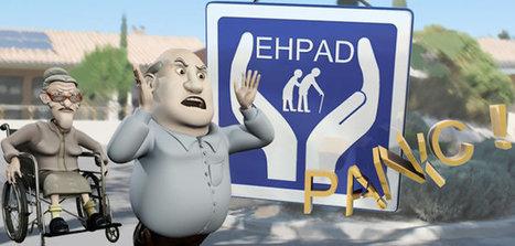 EHPAD'PANIC, un serious game de formation pour le personnel en EHPAD - Ludovia Magazine | Formations aéronautiques & diverses | Scoop.it