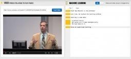 VideoNotes. Prendre facilement des notes sur une vidéo. | Geeks | Scoop.it