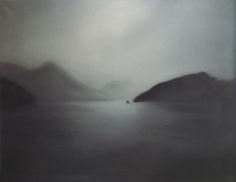 Vierwaldstätter See II by Gerhard Richter | Curating [ Media ] Arts | Scoop.it