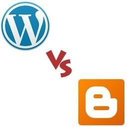 Blog WordPress o Blogger, ventajas e inconvenientes - Vozidea.com | Información & Documentación | Scoop.it