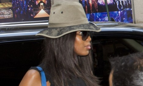 Naomi Campbell treats the street as her runway as she leaves the theatre in ... - Daily Mail | Advertising Marketing Sales Strategies Trends and Techniques | Scoop.it