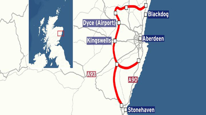 £3m Aberdeen bypass archaeology project put out to tender by government - stv.tv | Archaeology makes the news | Scoop.it