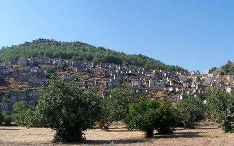 Un village en ruines cherche son repreneur en Turquie   The Blog's Revue by OlivierSC   Scoop.it