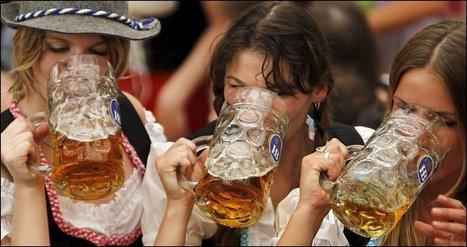 7,5 millions de litres de bière engloutis   Mais n'importe quoi !   Scoop.it