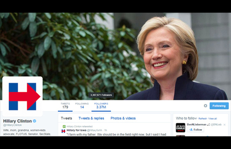 Hilary Clinton Use Social Media To Win 2016 Election | Web Design & Web Development India | Softqube Technologies | Scoop.it