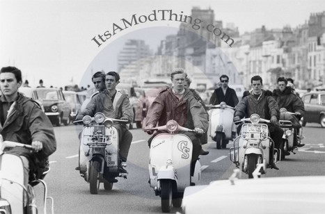 There Was A Need For Speed In Mod Culture | Mods & Motown | Scoop.it