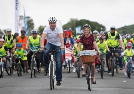 Saddle swap plan rolls out to honour Sir Chris Hoy - Latest news - Scotsman.com | Today's Edinburgh News | Scoop.it