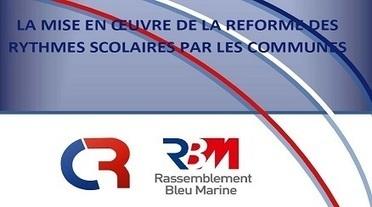 Brochure sur l'application de la réforme des rythmes scolaires par les communes | Collectif Racine | Education | Scoop.it