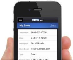 Comment prendre des paiements par carte gratuitement avec Emu | Economie Nouvelle | Vin, blogs, réseaux sociaux, partage, communauté Vinocamp France | Scoop.it