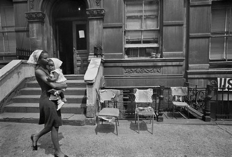 From Black-and-White Negatives, a Positive View of Harlem | Best of Photojournalism | Scoop.it