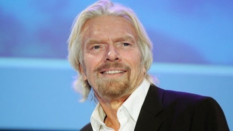 Cinco lecciones de Richard Branson para emprendedores | EmprenderHoy | Scoop.it